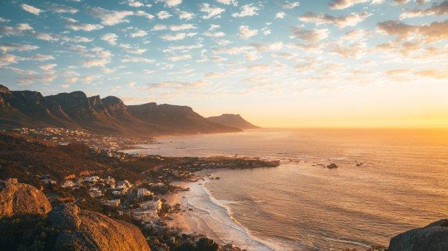 Кейптаун столица Южно-Африканской Республики
