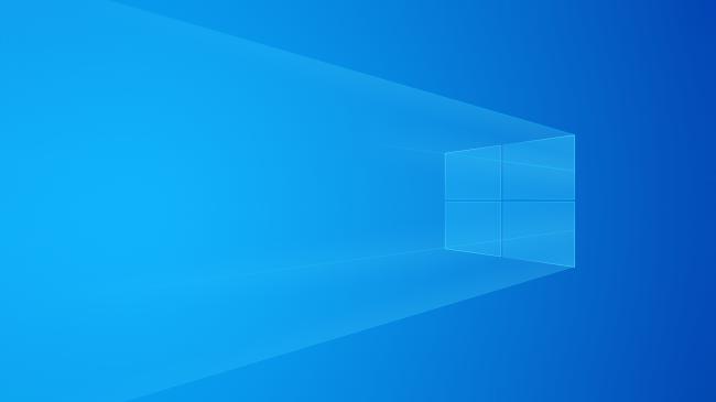 Windows 10 Blue