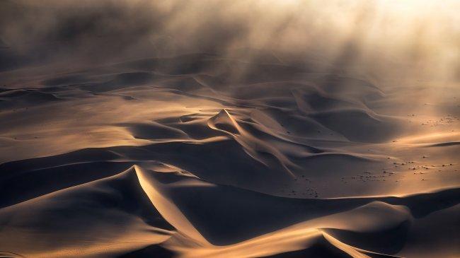 Пустыня Соссусфлей, Намибия