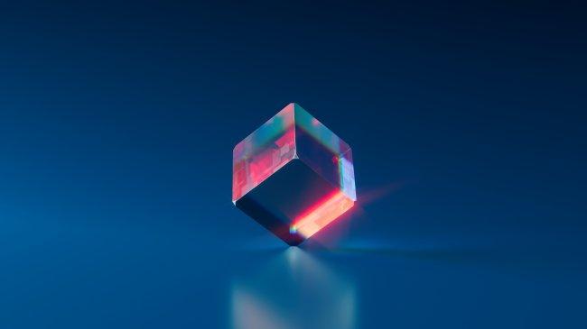 Кристаллический куб