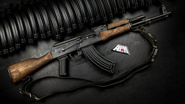 Автомат Калашникова AK-47
