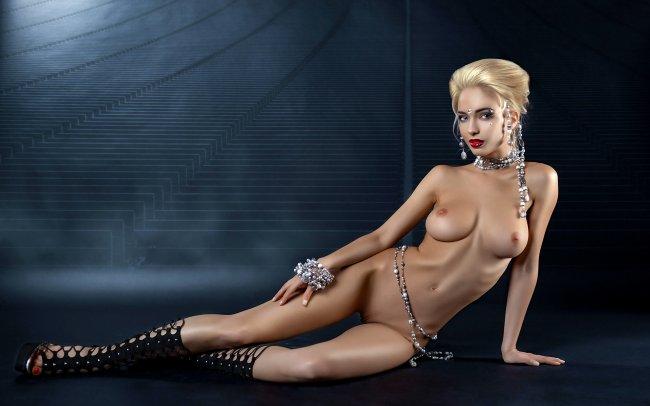 Natalya Andreeva by Eugene Balin