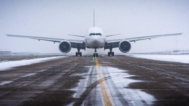 Пассажирский самолёт Boeing 777
