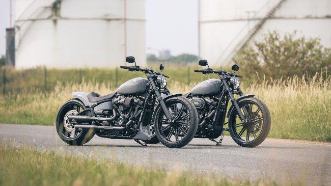 Harley-Davidson by Thunderbike