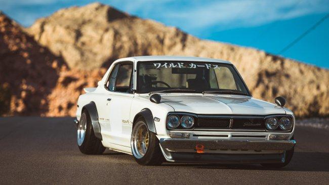 1972 Nissan Skyline 2000GT