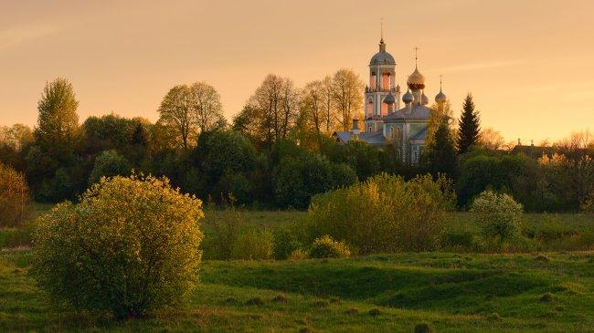Церковь Сергия Радонежского в Деболовском, Ярославская область